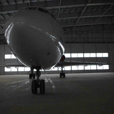 Portoni per hangar 1