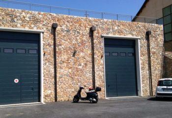 DOPPIA DOGA - RAL 7016 - GOFFRATO LEGNO
