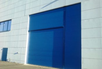 Doghe standard RAL blu