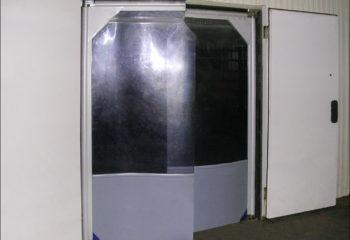 porte e chiusure flessibili in pvc trasparente