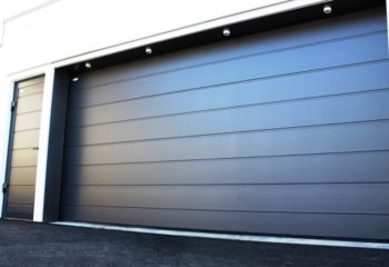 satin grey doorhan